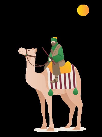 social-camel